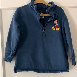 Walt Disney World Mickey Pullover